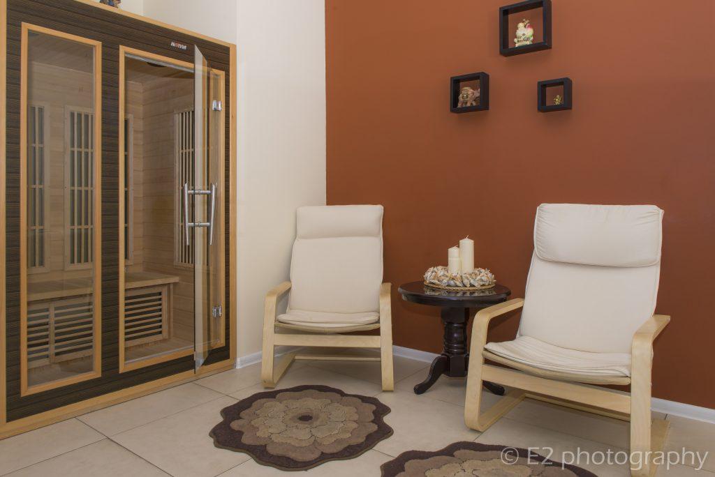 hipertenzija ir infraraudonųjų spindulių sauna